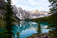 1 Moraine Lake, Banff National Park