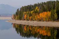 Teton Autumn Reflections