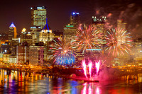 Pittsburgh Light-Up Night 2012