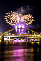 Pittsburgh Light Up Night 2015